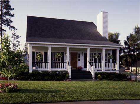 mid century  acadian style house plans house style design