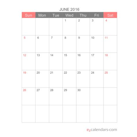 simple printable one month calendar template ezcalendars