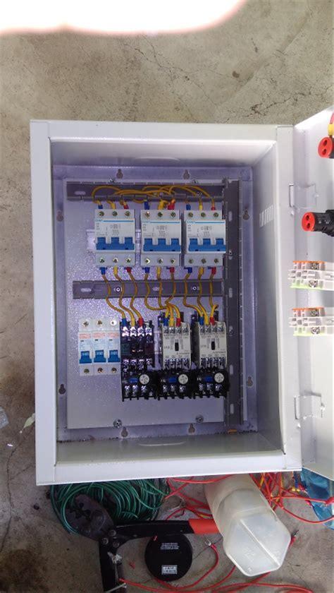 jual panel listrik industri  lapak karya cell andikasieh