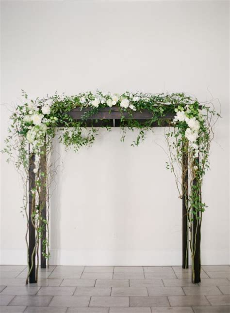 Wedding Arch With Flowers by Rosemary Wedding From Kinsey Wedding