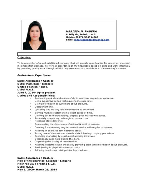 formats for resumes 2015 resume sles 2015 philippines image collections cv letter and format sle letter