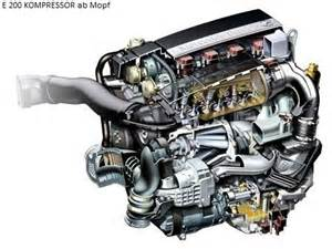 mb e klasse baureihe 211 benzinmotor m 271