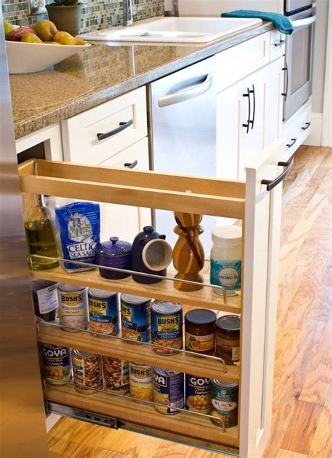 storage ideas for kitchens get organized with these 25 kitchen storage ideas