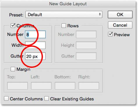 guide layout photoshop cc new guide layout in photoshop cc