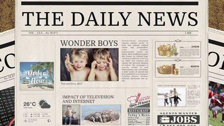 Spreekbeurt On Emaze Prezi Newspaper Template