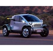 Concept Car Of The Week Jeep Treo 2003  Design News