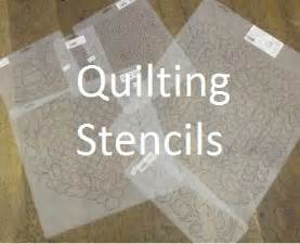 stencils and templates for quilting and patchwork