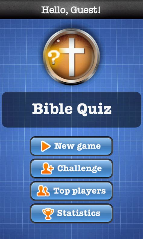 free bible for android bible quiz free android app android freeware