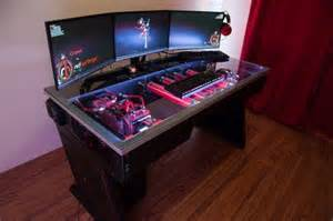 Desk With Computer Built In I Want Thaaaat 30 Photos Awesome Built Ins And Tables