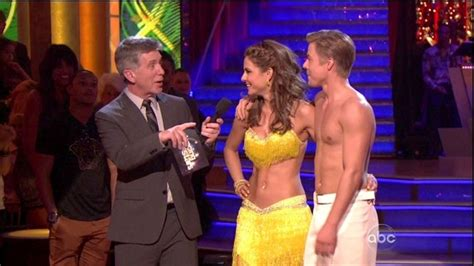 Menounos Dwts Wardrobe by Menounos Photos Photos With The