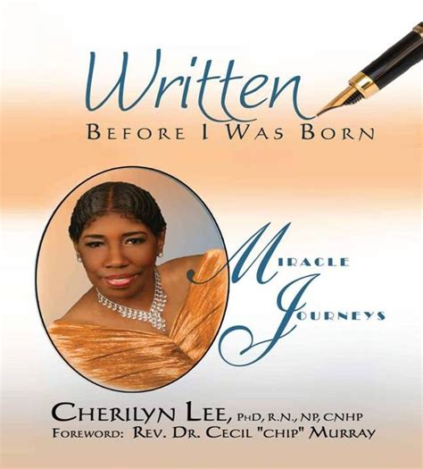 before i was born famed nurse practitioner and author cherilyn lee releases audio book written before i was