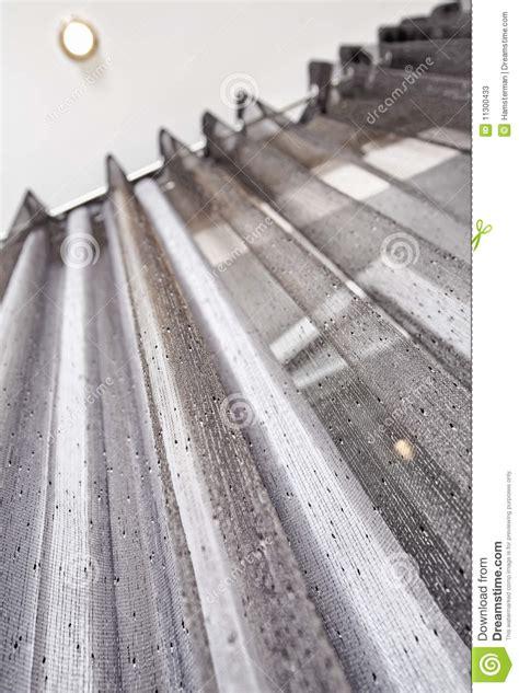 metallic grey curtains gray metallic curtain stock photos image 11300433