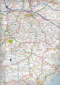 atlas road map aa road map ireland ireland map