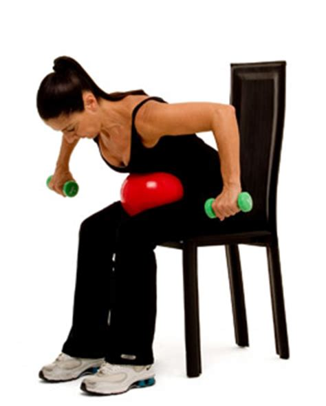 Armchair Fitness by Iposture Posture For Armchair Exercises