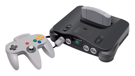 nin tendo nintendo 64 and nintendo ds hit the console