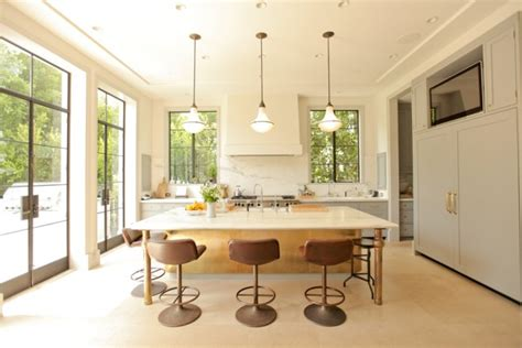 Golden Kitchen by The Midas Touch Interior Designer Cliff Fong