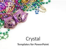 Powerpoint Template Mardi Gras Mask And Beads Cfxcfzdf Mardi Gras Powerpoint Template