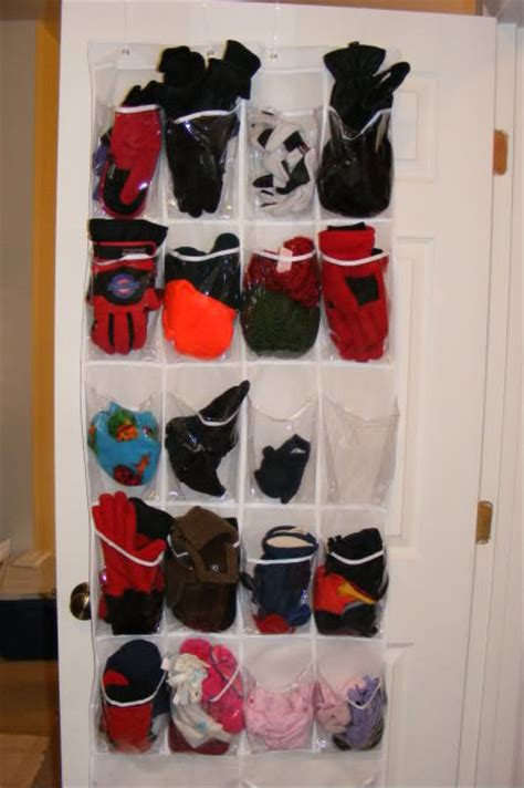 kids clothing storage the happy housewife home mittens gloves and hat storage winter gear