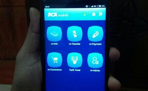 Bca Tarik Tunai | bca kembangkan fitur tarik tunai di bca mobile infobanknews