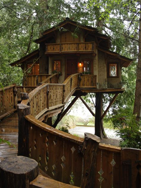 treehouse designers guide nelson treehouse  supply hgtv