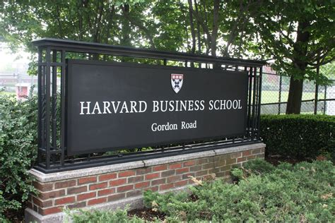 Mba Harvard School by The Essentials Of Applying To Harvard Business School