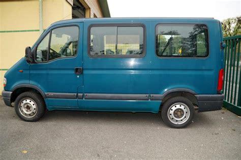 renault master minibus renault master minibus 9 places voiture d occasion aux