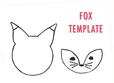 fox template nest fox template