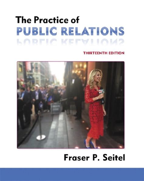 Contemporary Business Reports 5th Edition seitel practice of relations the 13th edition pearson