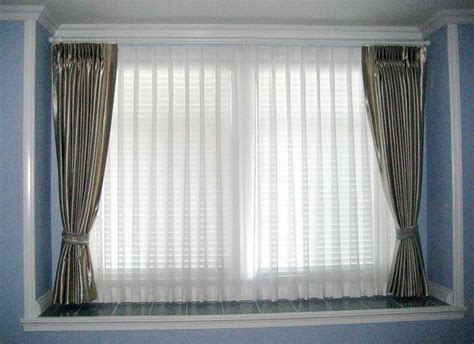 valance with sheer curtains b0058 sheer and blackout curtains