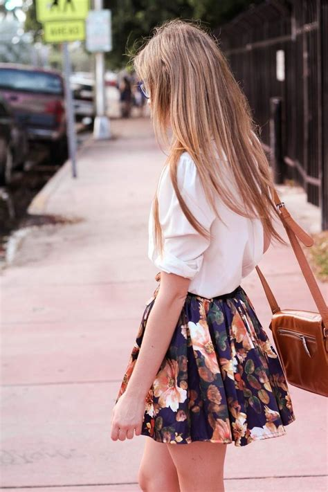cute floral skirt outfits for teens what to wear on a daytime date glam radar