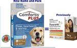 nexgard for dogs 60 120 lbs hoofanhound discount pet meds heartgard plus nexgard comfortis comfortis plus