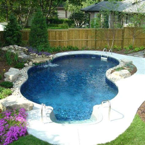 stunning inground pools for small backyards ideas best inground pool landscape ideas swimming pool designs