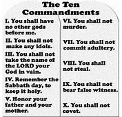 Or Even The Two Great Commandments Which Jesus Used To Summarise Them