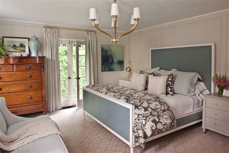 transitional master bedroom traditional bedroom splendid french door curtains decorating ideas