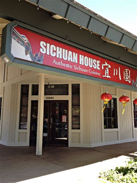 Sichuan House Opens In Countrywood Shopping Center In Walnut Creek Beyond The Creek