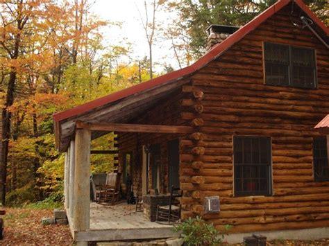 romantic log cabin  jackson  hampshire jackson