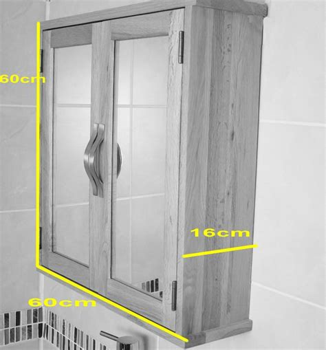 mirrored bathroom cabinet with shelf oak wall mounted mirrored bathroom storage cabinet with