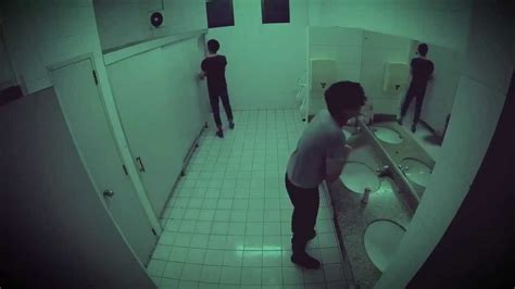 ghost in the bathroom the scariest toilet prank you will ever see youtube