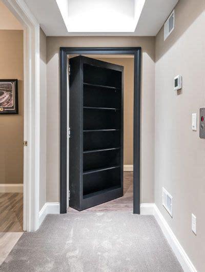 creating  secret doorway   house   hidden
