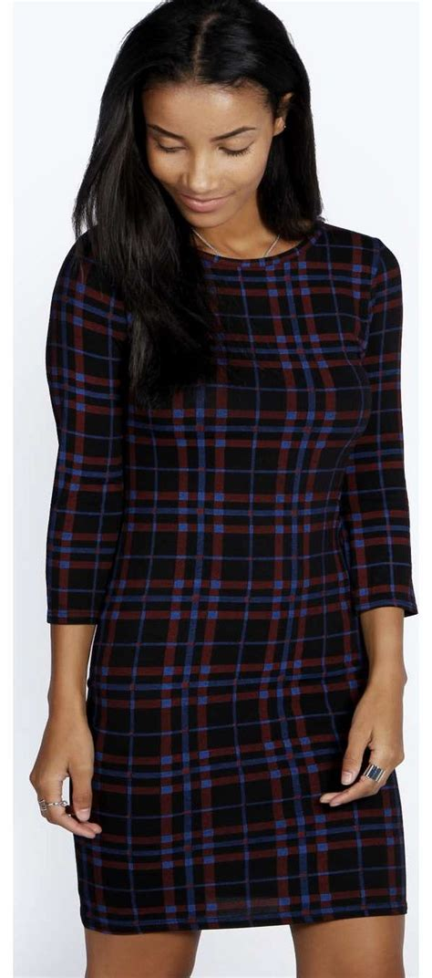 Bo Tartan Dress tartan dress