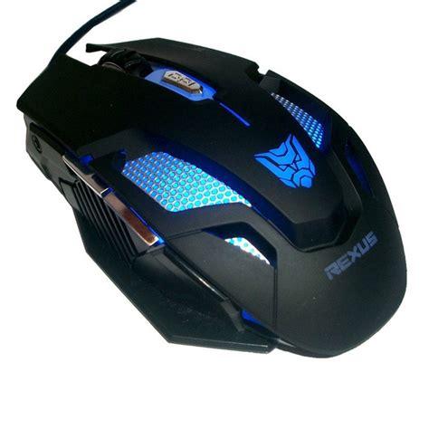 Mouse Macro Rexus X7 jual rexus rxm x7 macro gaming mouse usb mda computer