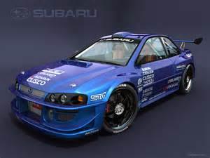 Custom Subaru Subaru Wrx Custom By Dangeruss On Deviantart