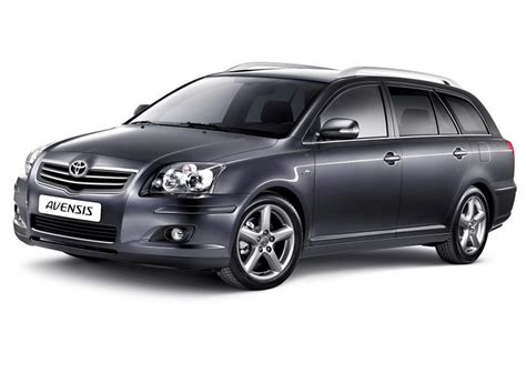 2007 Toyota Reviews 2007 Toyota Avensis Review Top Speed