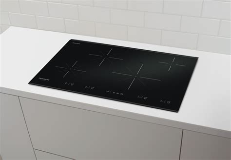 frigidaire gallery  induction cooktop black fgicmb