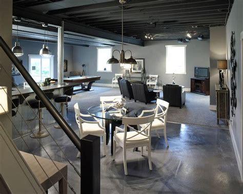 semi finished basement ideas for a budget basement