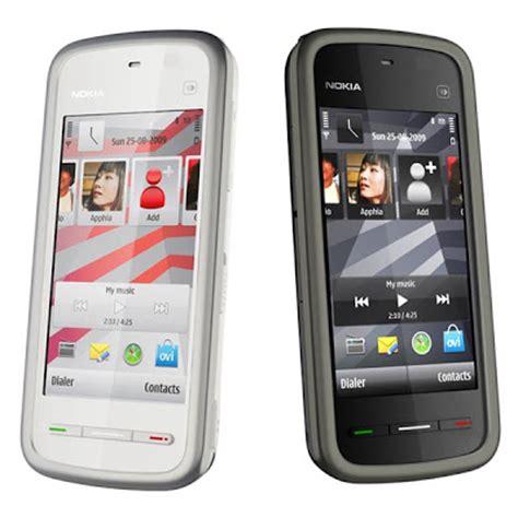 Hp Nokia X Dan Gambar harga gambar spesifikasi nokia 5230 handphone hp merk