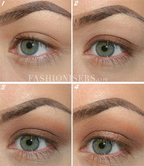 eyeliner tutorial everyday pretty everyday summer makeup tutorial fashionisers