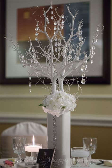 Simple, elegant centerpiece. Could this be switched up to