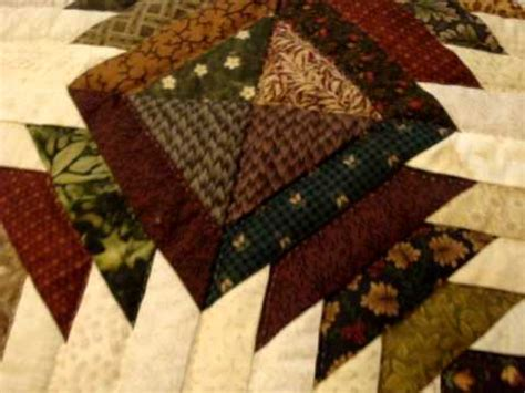 youtube pineapple quilt pattern dutchcrafters amish hand quilted pineapple quilt youtube
