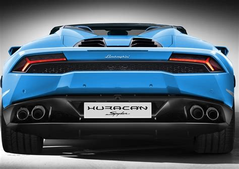 How Many Lamborghini Centenario Were Made by Lamborghini Rolls Out New Huracan Spyder At Rs 3 89 Crore